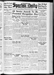 Spartan Daily, June 10, 1937 by San Jose State University, School of Journalism and Mass Communications