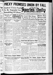 Spartan Daily, June 11, 1937 by San Jose State University, School of Journalism and Mass Communications