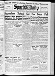 Spartan Daily, June 17, 1937 by San Jose State University, School of Journalism and Mass Communications
