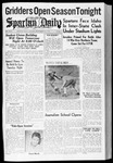 Spartan Daily, September 20, 1937 by San Jose State University, School of Journalism and Mass Communications