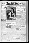Spartan Daily, September 23, 1937 by San Jose State University, School of Journalism and Mass Communications