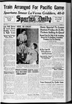 Spartan Daily, September 27, 1937 by San Jose State University, School of Journalism and Mass Communications