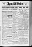 Spartan Daily, September 28, 1937 by San Jose State University, School of Journalism and Mass Communications
