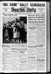 Spartan Daily, September 29, 1937 by San Jose State University, School of Journalism and Mass Communications