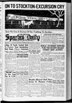 Spartan Daily, September 30, 1937 by San Jose State University, School of Journalism and Mass Communications