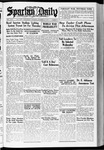 Spartan Daily, October 5, 1937 by San Jose State University, School of Journalism and Mass Communications
