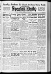 Spartan Daily, October 6, 1937 by San Jose State University, School of Journalism and Mass Communications