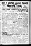 Spartan Daily, October 7, 1937 by San Jose State University, School of Journalism and Mass Communications