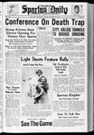 Spartan Daily, October 8, 1937 by San Jose State University, School of Journalism and Mass Communications