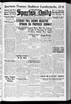 Spartan Daily, October 11, 1937 by San Jose State University, School of Journalism and Mass Communications