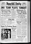 Spartan Daily, October 15, 1937 by San Jose State University, School of Journalism and Mass Communications