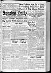 Spartan Daily, October 28, 1937 by San Jose State University, School of Journalism and Mass Communications