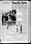 Spartan Daily, November 3, 1937 by San Jose State University, School of Journalism and Mass Communications