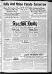 Spartan Daily, November 4, 1937 by San Jose State University, School of Journalism and Mass Communications