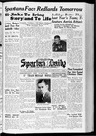 Spartan Daily, November 10, 1937 by San Jose State University, School of Journalism and Mass Communications