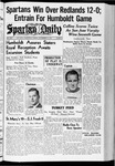 Spartan Daily, November 12, 1937 by San Jose State University, School of Journalism and Mass Communications