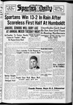 Spartan Daily, November 15, 1937 by San Jose State University, School of Journalism and Mass Communications