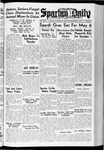 Spartan Daily, November 16, 1937 by San Jose State University, School of Journalism and Mass Communications