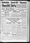 Spartan Daily, November 18, 1937 by San Jose State University, School of Journalism and Mass Communications