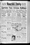 Spartan Daily, November 19, 1937 by San Jose State University, School of Journalism and Mass Communications