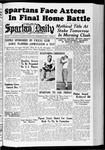Spartan Daily, November 24, 1937 by San Jose State University, School of Journalism and Mass Communications