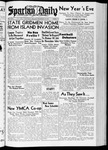 Spartan Daily, December 27, 1937 by San Jose State University, School of Journalism and Mass Communications