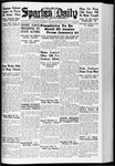 Spartan Daily, January 3, 1938 by San Jose State University, School of Journalism and Mass Communications