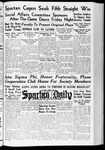 Spartan Daily, January 5, 1938 by San Jose State University, School of Journalism and Mass Communications