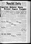 Spartan Daily, January 7, 1938 by San Jose State University, School of Journalism and Mass Communications