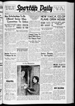 Spartan Daily, January 12, 1938 by San Jose State University, School of Journalism and Mass Communications