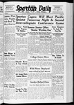 Spartan Daily, January 14, 1938 by San Jose State University, School of Journalism and Mass Communications