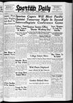 Spartan Daily, January 14, 1938