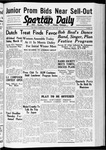 Spartan Daily, January 18, 1938 by San Jose State University, School of Journalism and Mass Communications