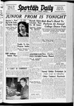 Spartan Daily, January 21, 1938 by San Jose State University, School of Journalism and Mass Communications