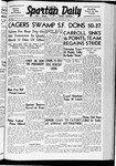 Spartan Daily, January 24, 1938 by San Jose State University, School of Journalism and Mass Communications