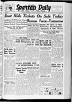 Spartan Daily, January 25, 1938 by San Jose State University, School of Journalism and Mass Communications