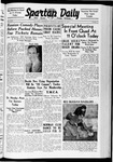 Spartan Daily, January 27, 1938 by San Jose State University, School of Journalism and Mass Communications