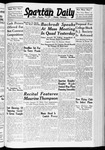 Spartan Daily, January 28, 1938 by San Jose State University, School of Journalism and Mass Communications