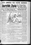 Spartan Daily, January 31, 1938 by San Jose State University, School of Journalism and Mass Communications