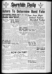 Spartan Daily, February 1, 1938 by San Jose State University, School of Journalism and Mass Communications