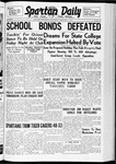 Spartan Daily, February 2, 1938 by San Jose State University, School of Journalism and Mass Communications