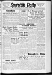 Spartan Daily, February 3, 1938 by San Jose State University, School of Journalism and Mass Communications
