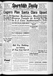 Spartan Daily, February 4, 1938 by San Jose State University, School of Journalism and Mass Communications