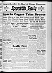Spartan Daily, February 7, 1938 by San Jose State University, School of Journalism and Mass Communications