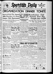 Spartan Daily, February 8, 1938 by San Jose State University, School of Journalism and Mass Communications