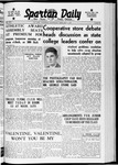 Spartan Daily, February 9, 1938 by San Jose State University, School of Journalism and Mass Communications