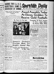Spartan Daily, February 10, 1938 by San Jose State University, School of Journalism and Mass Communications
