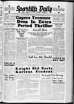 Spartan Daily, February 11, 1938 by San Jose State University, School of Journalism and Mass Communications