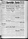 Spartan Daily, February 14, 1938 by San Jose State University, School of Journalism and Mass Communications