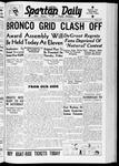 Spartan Daily, February 15, 1938